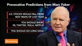 'Dr. Doom' Marc Faber: Emerging Markets Have Done Fantastically Well