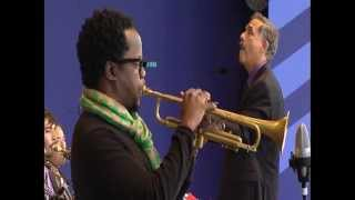 Next Generation Jazz Orchestra 2012 Live at Monterey with Ambrose Akinmusire