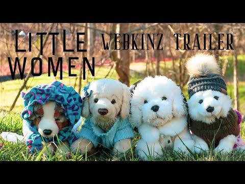 Little Women Webkinz Trailer