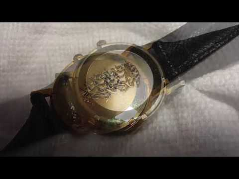 DIY watch cleaning and buffing
