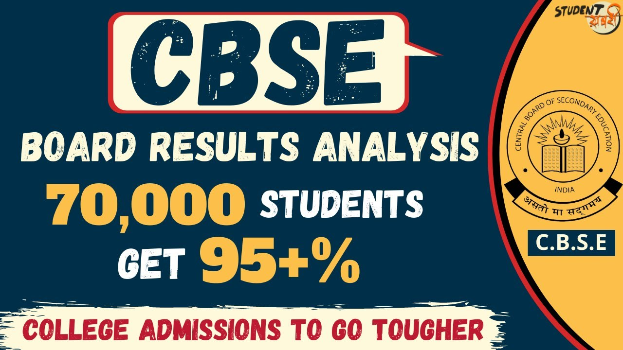 CBSE 12th Board Exam Results Analysis 2021 | Overview of Board Results