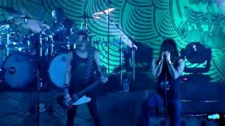 Amorphis-Black winter day- live in Sofia 23.01.2019 HD