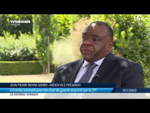 JP Bemba - Évolutions nécessaires en RDC : sécurité, économie, infrastructures