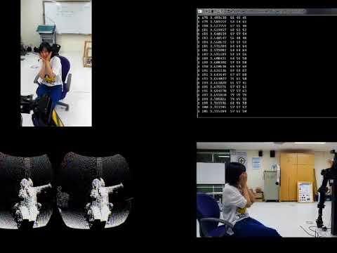3D scanning using LIDAR