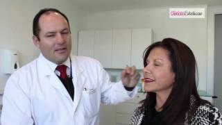 Reducir facial de Cómo hinchazón la cirugía estiramiento de después la