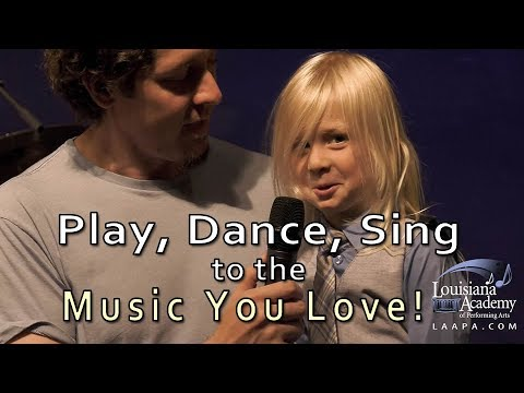 Music Lessons & Dance Classes in Metairie, Harahan, Mandeville, LA