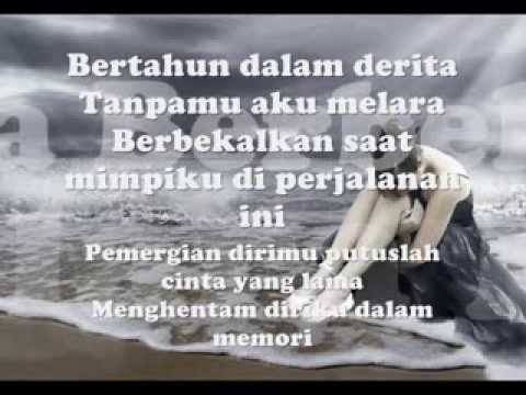 Memori Duka - Sons Of Adam ~ Lirik~
