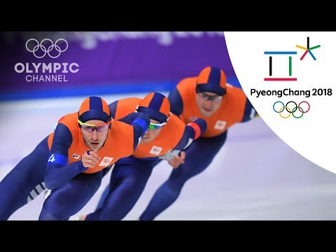Speed Skating Recap | Winter Olympics 2018 | PyeongChang