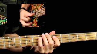 50 Freekbass Licks - #7 Loop the Loop - Bass Guitar Lessons
