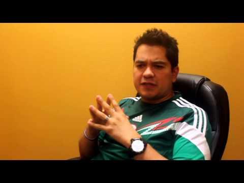 Interviews With Lopez Negrete PS4 Tournament Quarterfinalists