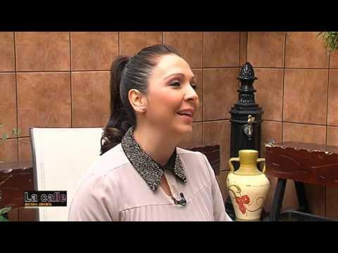Entrevista a la bailaora de flamenco Rosa María Rodríguez La Chana en Ecija Comarca TV