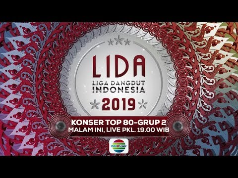 SAKSIKAN Malam ini! Liga Dangdut Indonesia 2019 Top 80 Group 2! - 16 Januari 2019