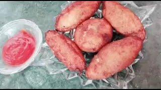 सबसे आसान सबसे क्रिस्पी है ये ब्रेड रोल बनाने का तरीका।Potato stuffed bread roll Quick n easy snack