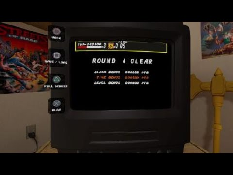 SEGA Mega Drive Classics streets of rage stage 4 thumbnail