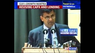 Raghuram Rajan Talks About Global and Indian Economy