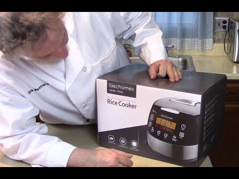 un-boxing-a-new-elechomes-rice-+-multi-cooker