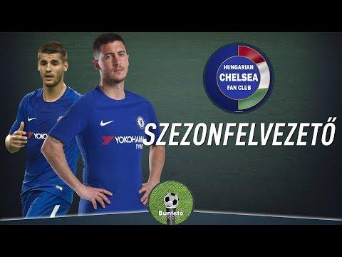 Szezonfelvezető 2017/18 - Chelsea