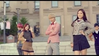 Apink, B.A.P_ 미니 Mini_Skoolooks (스쿨룩스) Music Video YouTube