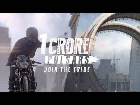1 Crore Pulsars. Join the tribe. - Pulsar TVC