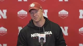 HOL HD: Scott Frost Monday Press Conference