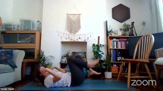 60 minutes Yoga for Climbers with Di
