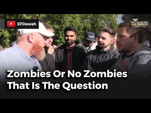 Zombies Or No Zombies That Is The Question?
