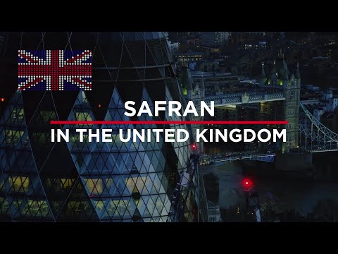 Safran in the United Kingdom