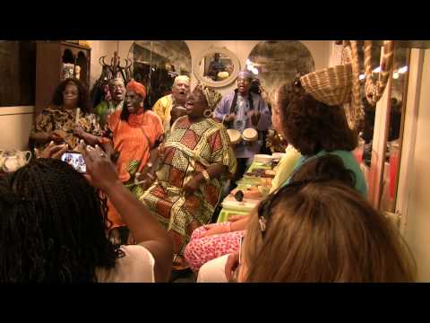 Charleston Plantation Singers - This Little Light of Mine - SPRING TOUR 2012
