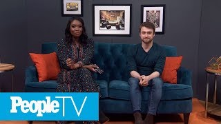 Daniel Radcliffe On His Relationship To Pottermania: 'I'm Honored To Talk About It' | PeopleTV