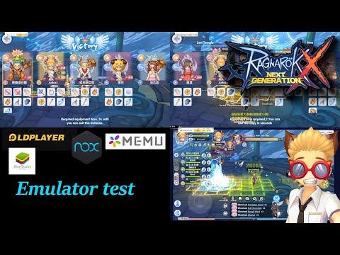 Emulator testing: ldplayer,