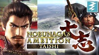 How To Play NOBUNAGA'S AMBITION: TAISHI - #SPONSORED #NATaishi