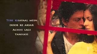 Saans with Lyrics Karaoke from Jab Tak Hai Jaan Vidéo Dailymotion