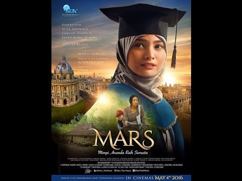 MARS Mimpi Ananda Raih Semesta (2016) the good film of Indonesia