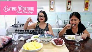 Eating Portion | Fresh Corn Soup