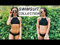 SWIMSUIT COLLECTION TRY-ON 2017
