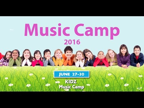 Kids Music Camp | Taos FBC