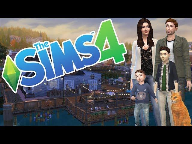 The Sims 4: Wojtek w Małym Mieście #49 Nowe Zabawki! | 60 FPS | gameplay | PL |