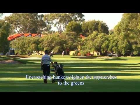ROYAL PERTH GOLF CLUB - PERTH - WESTERN AUSTRALIA