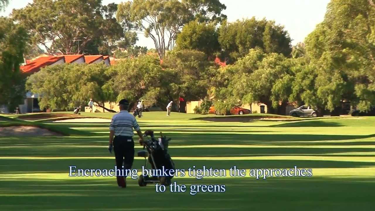 royal perth golf club perth western australia youtube. Black Bedroom Furniture Sets. Home Design Ideas