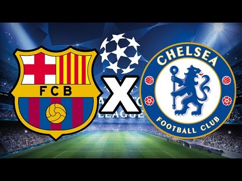 FINAL UEFA Champions League Barcelona x Chelsea | FTS 15 #13