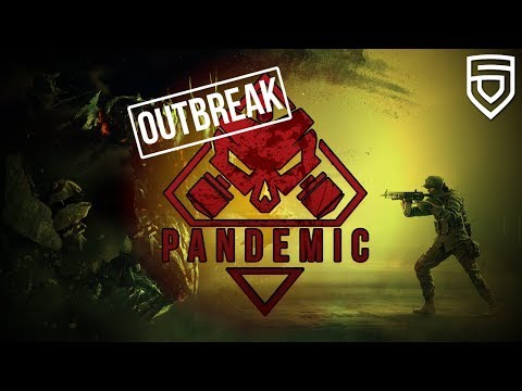 PANDEMIC OUTBREAK GAMEPLAY - Rainbow Six Siege