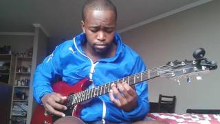 BD: Jimmy Dludlu - Point of view (almost a cover)
