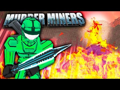 VOLCANO OF BODIES | Murder Miners: Funny Moments (Gameplay Montage) |