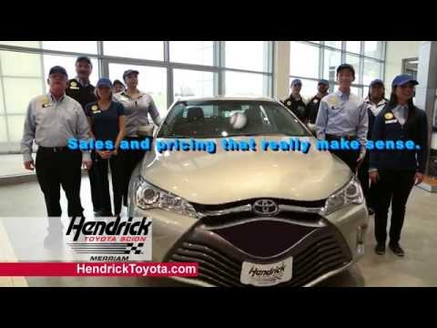 Hendrick Toyota -- KC Royals Grand Slam