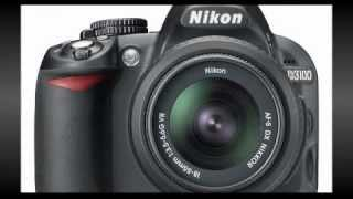 Nikon D3100 Review - Features & Specs, The Pro's And Con's