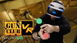 SI TE GUSTAN las pistolas. GUN CLUB VR para PlayStation VR