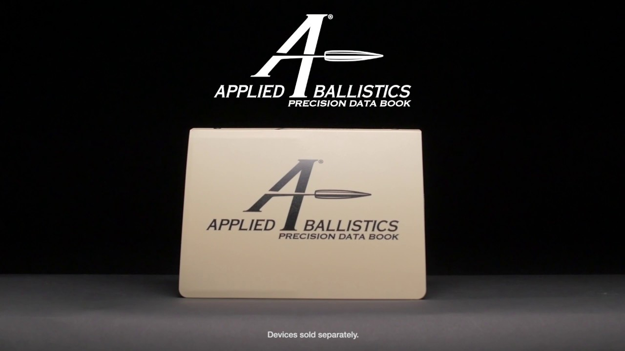 AB PRECISION DATA BOOK - Trailer