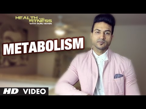 How Slow & Fast METABOLISM works? Details explanation by Guru Mann