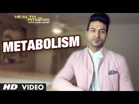How Slow & Fast METABOLISM works? Details explanation by Guru Mann