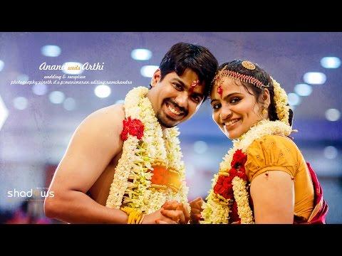 tamil brahmin wedding montage Anand Weds Aarthi